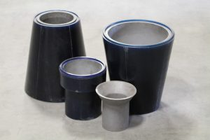 Ceramic Liners for Verkapse Hydrocyclone
